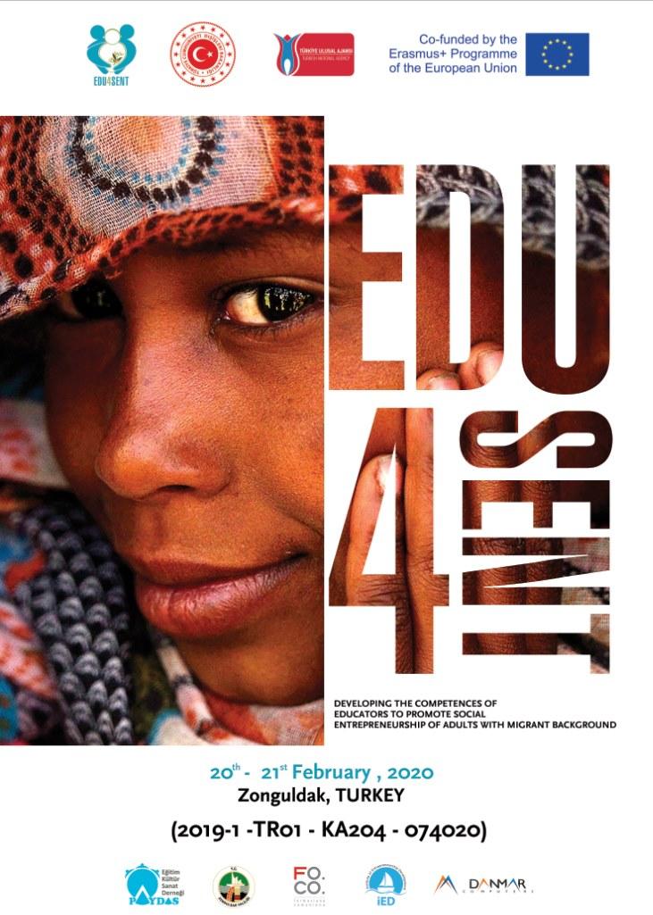 Paydaş  Erasmus Projeleri İçin Önce  Avrupa'da Sonra Zonguldak'ta